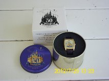 Disney 50th Anniverary Watch