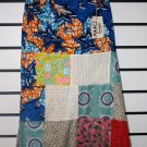 Short Patchwork Skirt