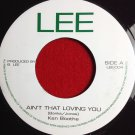 Ken Boothe - Ain't That Loving You / It's Gonna Take A Miralcle (1978)