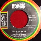 Ricky Grant - Far Far Away / Rockers All Stars - Beeston Street Style (1978)