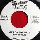 Roy Shirley - Get Ready (1967)