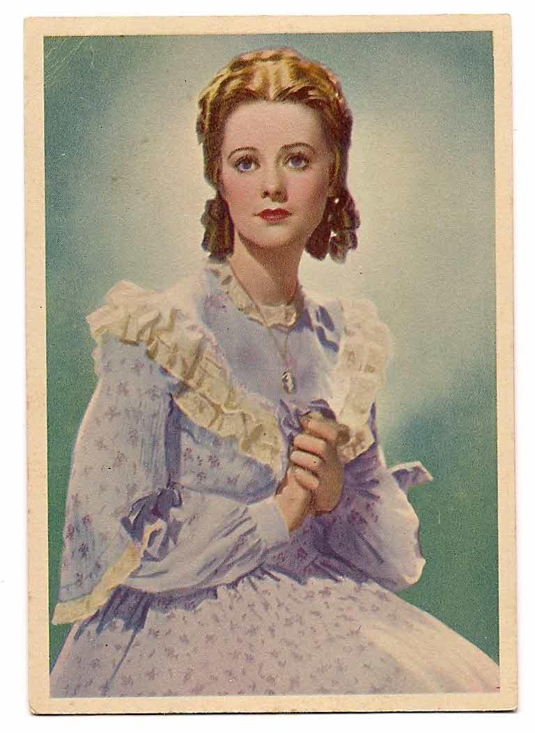 GODFREY PHILLIPS Heather Angel MINT CARD