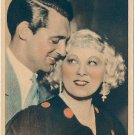 GODFREY PHILLIPS Mae West and Cary Grant MINT CARD