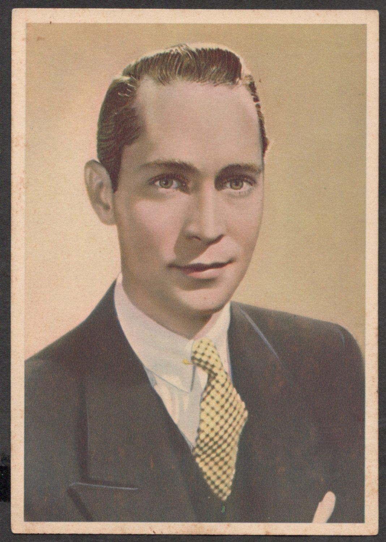 GODFREY PHILLIPS Franchot Tone MINT CARD