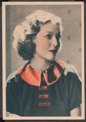 GODFREY PHILLIPS Loretta Young MINT CARD