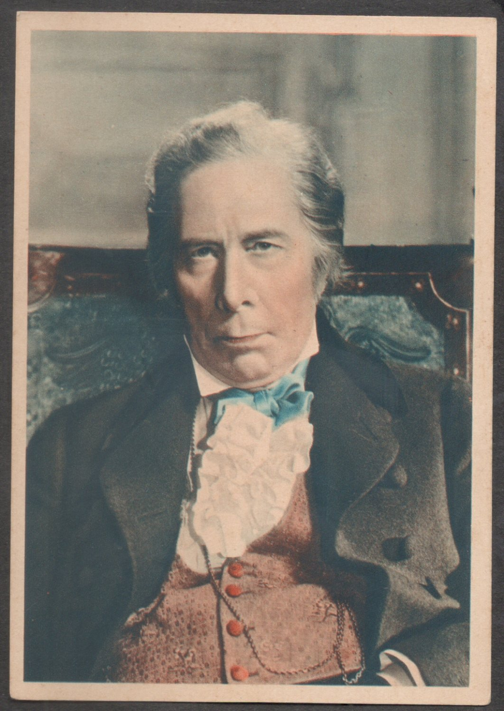 GODFREY PHILLIPS George Arliss MINT CARD