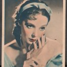 GODFREY PHILLIPS Jessie Matthews MINT CARD