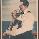 GODFREY PHILLIPS Sally Eilers and Charles Starrett MINT CARD