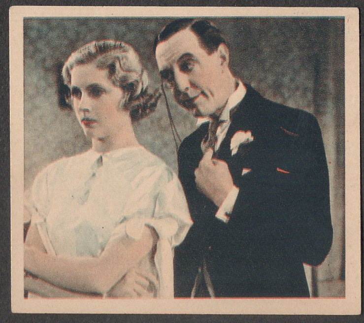 GODFREY PHILLIPS Ralph Lynn and Dorothy Hyson MINT CARD SHOTS FROM THE FILMS