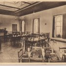 DAVID SALOMONS HOUSE DINING HALL RP PC Published by Lofthouse , Crosbie & Co.,Hampton, Middx.Kent