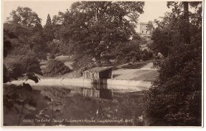 DAVID SALOMONS HOUSE THE LAKE , SOUTHBOROUGH E.A. Sweetman & Son Ltd. Tumbridge Wells