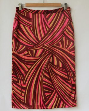 retro fashion silk Skirt