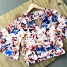 Bell Sleeve Shirt - Floral Boho 1/2 (sleeve)