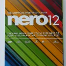 Nero 12 Multimedia Suite - Create, Convert, Burn and Share your Photos, Music and Videos