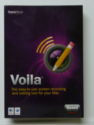 Smith Micro Voila - Screen Recording & Editing Tool for Mac