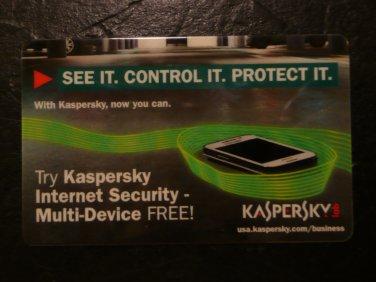 Kaspersky Internet Security Multi-Device, 6 Months