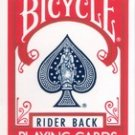 Red Bicycle Playing Cards