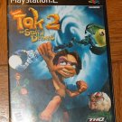 PS2 -- TAK2 Staff of Dreams