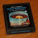 ATARI 2600 - SPACE INVADERS w/instr.