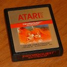 ATARI 2600 - SWORDQUEST EARTHWORLD