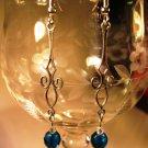 Filigree Silver Earrings Handcrafted