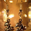 Cherry Delight Earrings French Wire Pierced Handcrafted