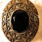 Vintage Avon Victorian Style Perfume Brooch Locket