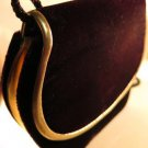 Black and Gold Evening Bag Purse