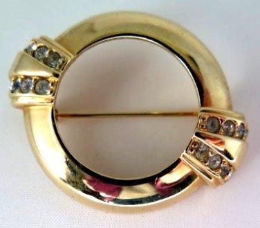 Avon Anniversary 100 Year Brooch Pin