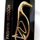 Greyhound Fashion Brooch NWOT