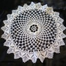 Doily Hand Crochet Light and Airy