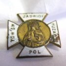 Polish Religious Lapel Pin