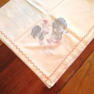 Rooster Luncheon Cloth Table Cloth
