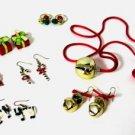 Holiday Fun Lot Costume Jewelry