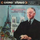 ARTHUR RUBINSTEIN Saint-Saens, Franck RCA/Classic LSC-2234 (NM/NM) 180g LP