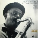 BEN WEBSTER At The Renaissance ANALOGUE PROD Audiophile NM/NM