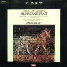 WALTON Belshazzar's Feast WILSON AUDIOPHILE TAS List André Previn 2 LP (EX/NM)