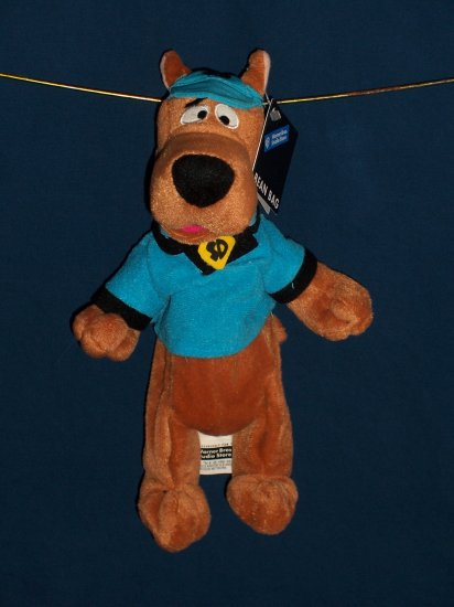 Baseball Scooby Doo Bean Bag from WB Studio Store FREE SHIPPING