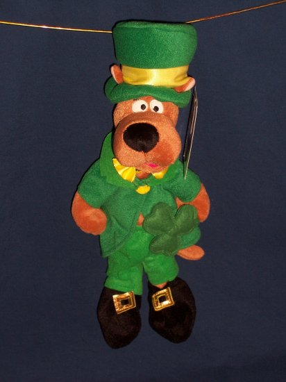 St Patricks Day Scooby Doo from WB Studio Store FREE SHIPPING