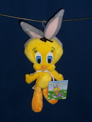 Easter Bunny Ears Tweety Bean Bag from WB Studio Store FREE SHIPPING