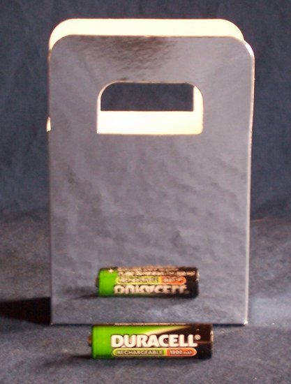 25 Mirror Finish Favor Bags FREE SHIPPING