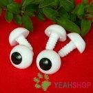12mm Comic Eyes / Safety Eyes / Printed Eyes