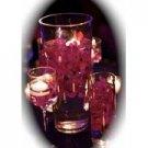 60 Piece Orchids Glass Vase Wedding Reception Table Centerpieces