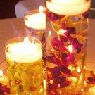 36 Piece Set Orchids & Hydrangeas Wedding Reception Table Centerpiece - Custom Made To Order