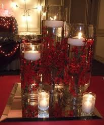36 Piece Set Beaded Garland Wedding Reception Table Centerpiece - Custom Made To Order