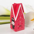 Red - Chapel Favor Box (Set of 12)
