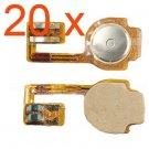20pcs Home Button Flex Cable Ribbon 4 Apple iPhone 3GS