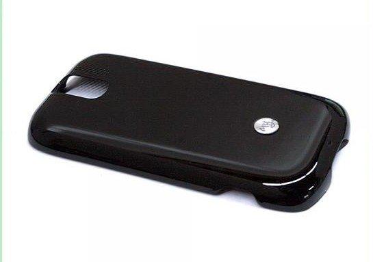 OEM HTC Mytouch slide black battery back cover housing