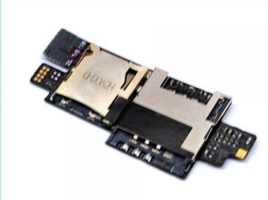 HTC INSPIRE 4G SIM CARD FLEX CABLE RIBBON PART OEM