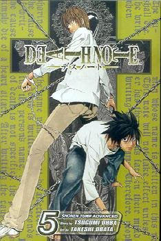 Death Note Vol. 5  [Japanese Edition]